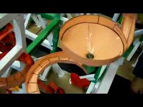 Paper Roller Coaster Youtube