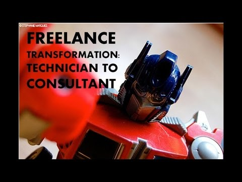 Freelance Transformation - From $300 Technician to $20,000 Consultant