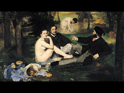 Vittorio Sgarbi: dentro la pittura di Manet.