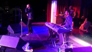 El & Chico Debarge Live @ The Atrium (Atlanta) for Aaliyah/MLK Birthday Bash