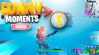 FORTNITE FUNNY FAILS AND WTF MOMENTS | SrMena