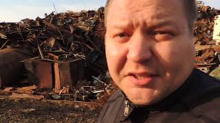 Смотреть видео прием металлолома