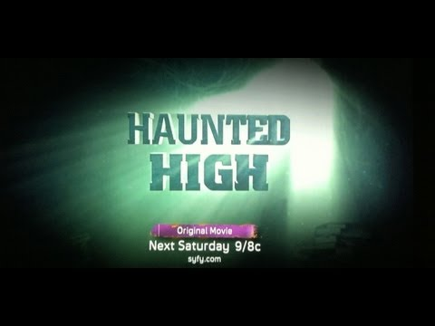 Haunted High Airs Tonight on Syfy See me costar in the film