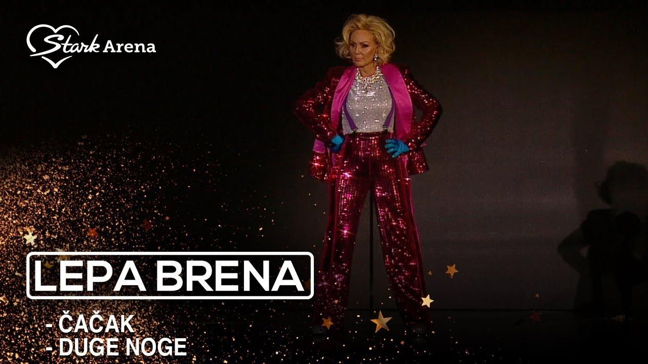 Lepa Brena - Cacak / Duge noge - (LIVE) - (Stark Arena 20.10.2018.)