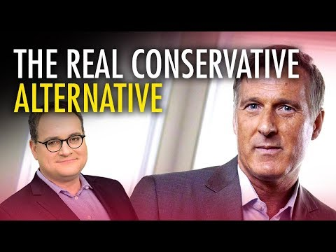 FULL INTERVIEW: Maxime Bernier & Ezra Levant on the People's Party