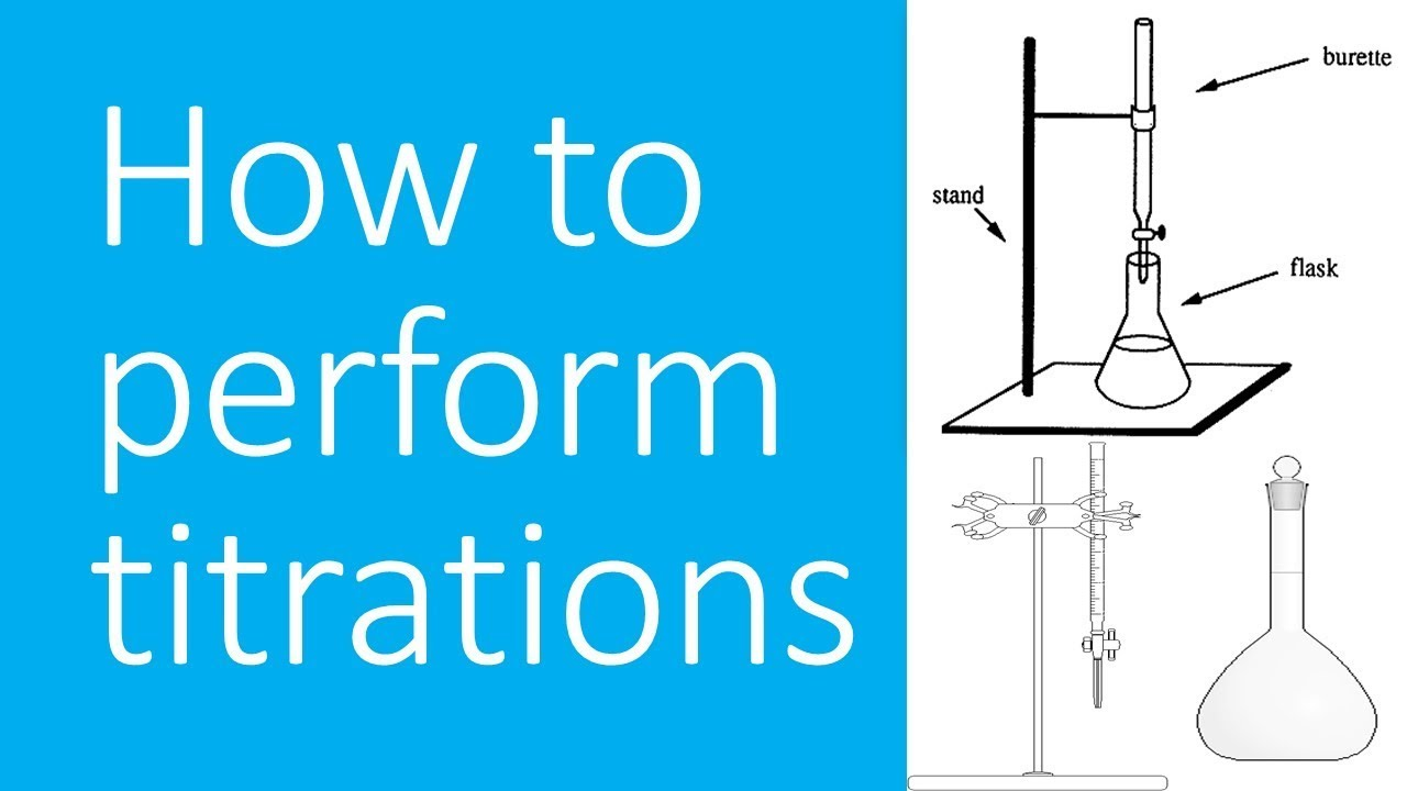 How to Perform a Titration picture