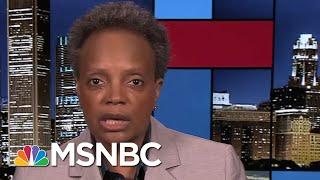 Data Shows Shocking Racial Disparity In Coronavirus Cases   Rachel Maddow   MSNBC