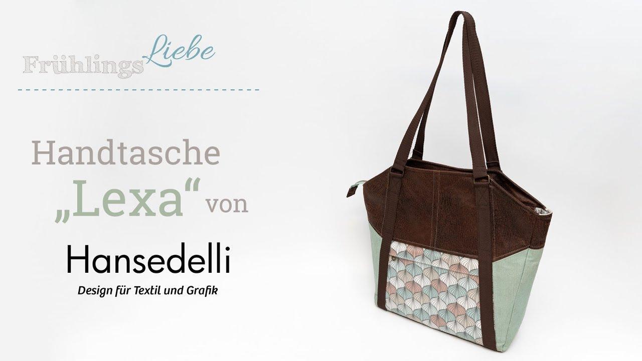 c369d707162a4 Tasche Lexa   Lexa big - Hansedelli