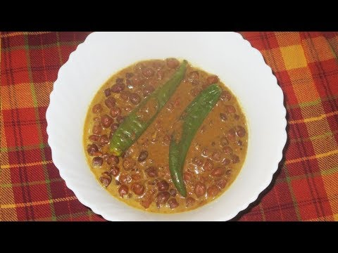 Chickpea Coconut Milk Stew / Chana Nariyal Masala – Kitchen Recipe Episode : 341