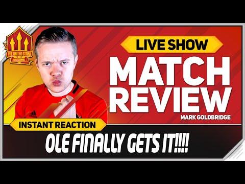 GOLDBRIDGE! Manchester United 1-0 Leicester City Match Reaction