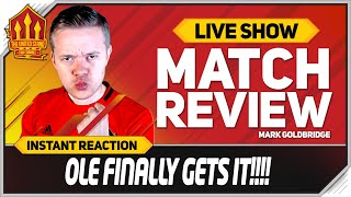 GOLDBRIDGE! Manchester United 1-0 Leicester City Match Reaction