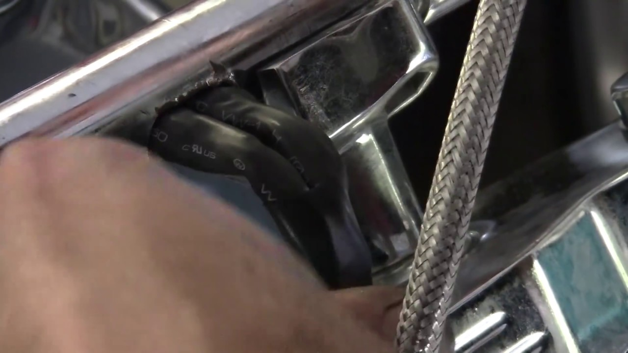 hight resolution of harley davidson wire harness repair pt 2