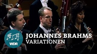Full length - Brahms: Variations in B-dur op.56a