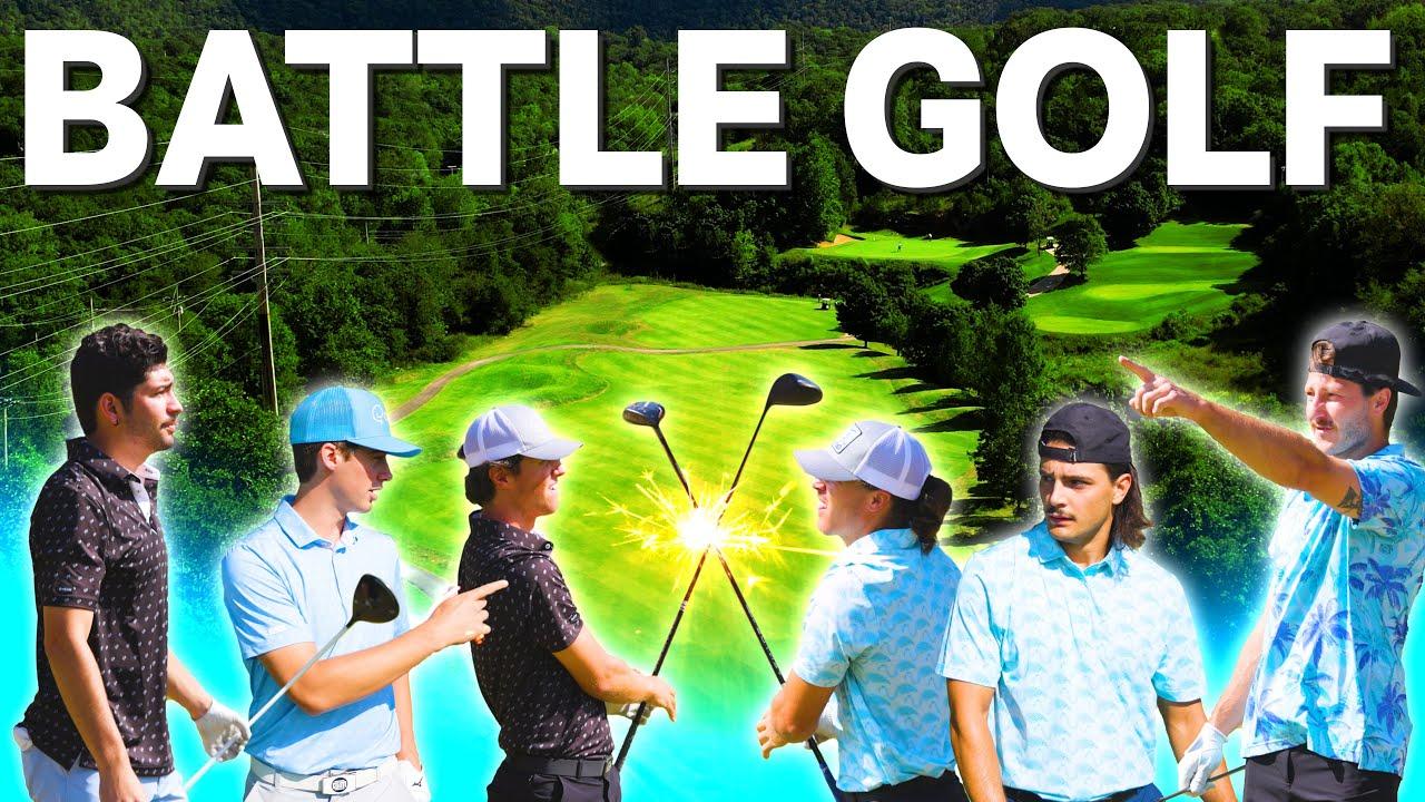 EPIC 3v3 Battle Golf Challenge | Good Good