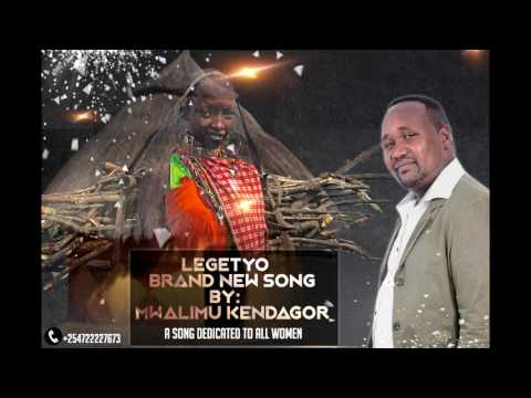 LEGETYO Brand New by MWALIMU KENDAGOR