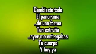 Olvidarte no sera sencillo-Banda Carnaval (Karaoke)