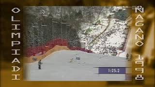 Ski alpino 1998 Olimpics, Didier Cuche, SG
