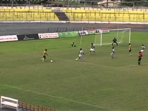 Ashanti Gold FC Match Second  Half