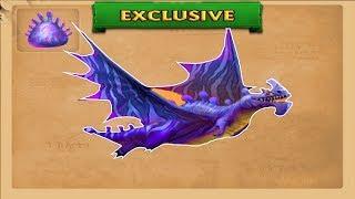 Rise of berk game nuôi rồng mobile 13: Siêu Titan Sneezlehunch rồng gì đẹp quá