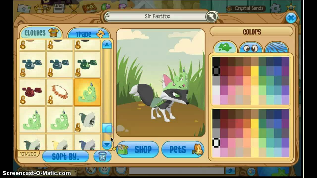Animal Jam How To Get Glitched Ring
