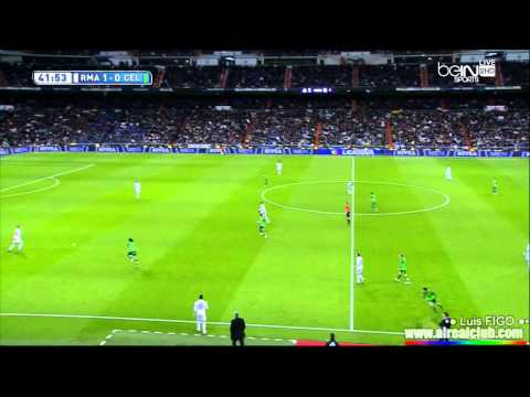 real madrid vs celta de vigo 6-12-2014 full match 3-0 عصام الشوالي