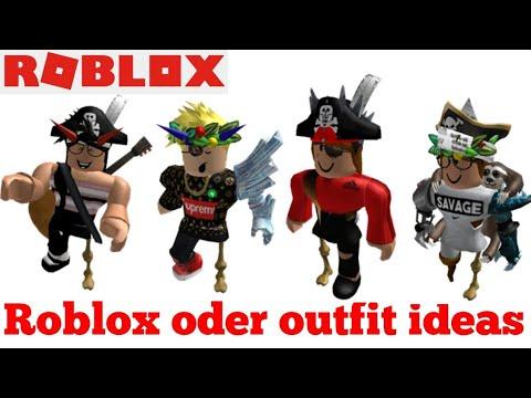 Roblox Oder Outfit Ideas! #2 (READ DESCRIPTION)