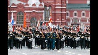 Парад Победы 9 мая. Смотрим и обсуждаем