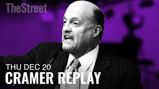 Why Jim Cramer Wants to Have Lunch With Jerome Powell