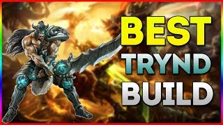 Gambar cover How to Play the NEW Tryndamere Build! (League of Legends Patch 9.12)