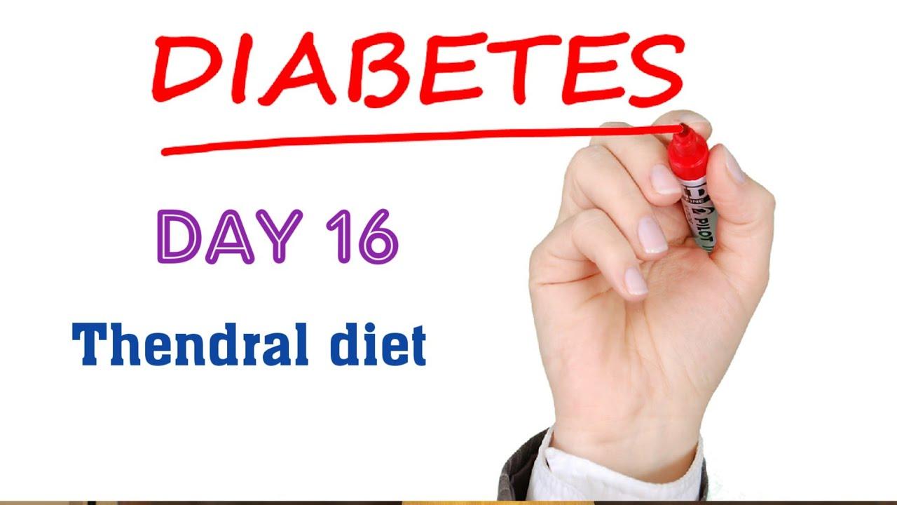 Day 16 || Diabetic diet