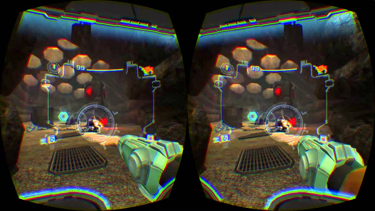Play Metroid Prime on Your Rift or Vive with Dolphin VR – Road to VR