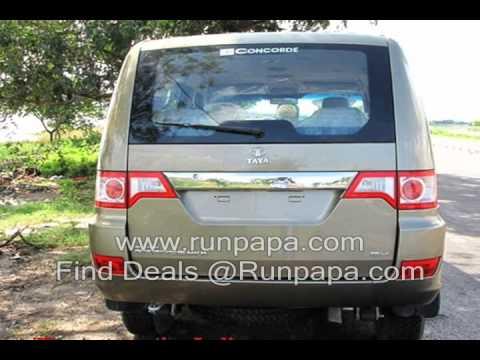 Tata Sumo Grande in India, Price Tata Sumo Grande