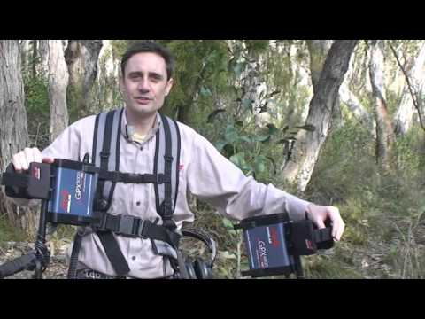 Minelab GPX 5000 And GPX 4800 Gold Detector Introduction