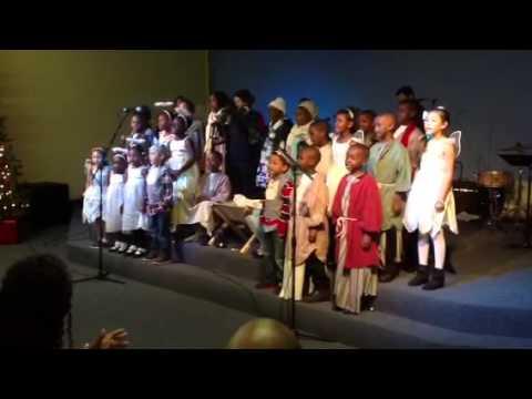 El-Shaddai ICC Houston Christmas 2012 Service