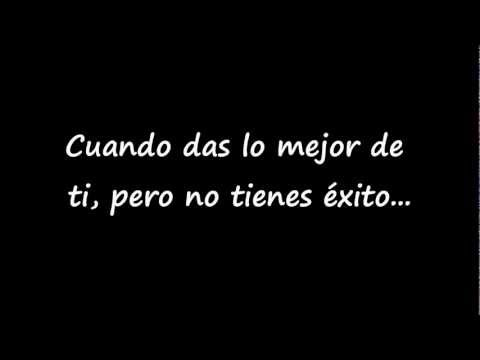 Coldplay - Fix You (Subtitulado al Español)