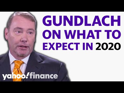 Jeffrey Gundlach Talks What To Expect In 2020, The Markets, And The Fed