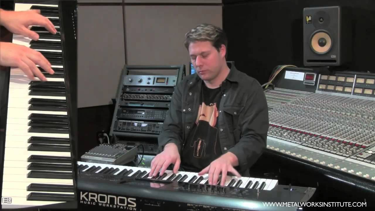 How To Play Synth - Keyboard Demonstration - Youtube-3850