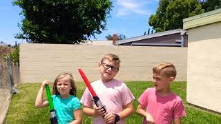 Fortnite role play in real life! RCO show kidz