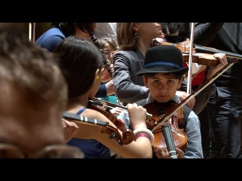 El Sistema together with the Gothenburg Symphony Orchestra (english subtitles)