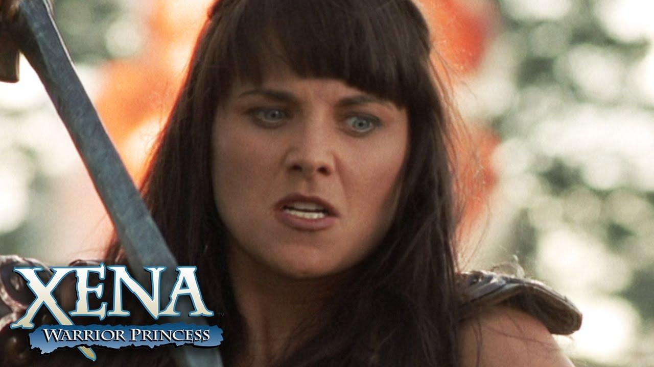 Download Xena Fights Pompey | Xena: Warrior Princess