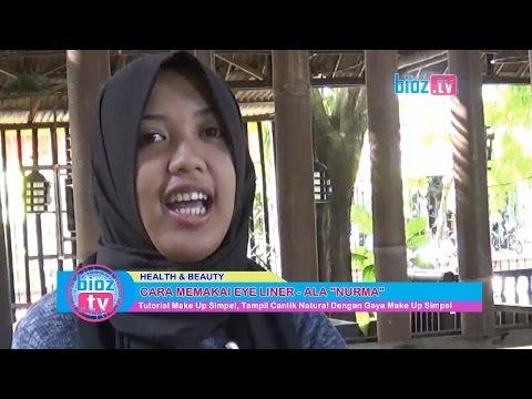 make-up-simpel-cara-mudah-memakai-eye-liner-hijaber-agar-mata-lebih-indah-&-cantik---bioz-tv
