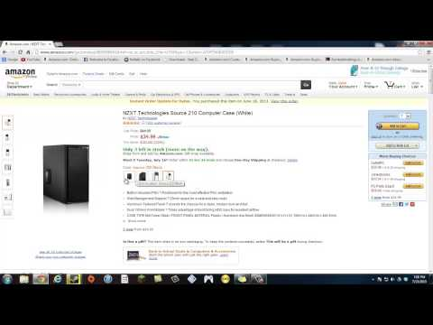 $380 Budget Gaming PC Build (July 2013)