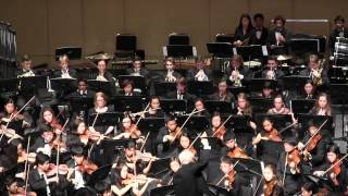 "2015 California All-State High School Orchestra ""Finale, Symphony #4, Tchaikovsky"""