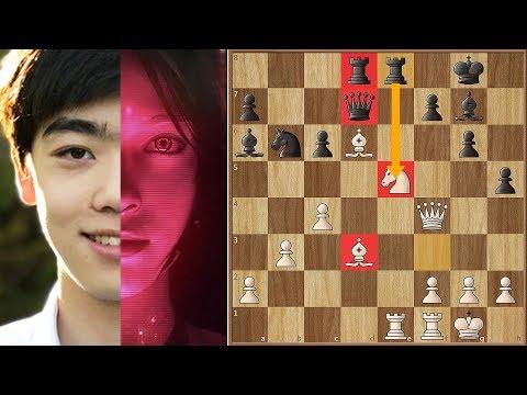 Neural Network AI Plays a Human Move  Leela Zero faces GM Andrew Tang!