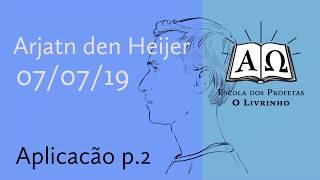 Aplicação p.2   Arjan den Heijer (07/07/19)