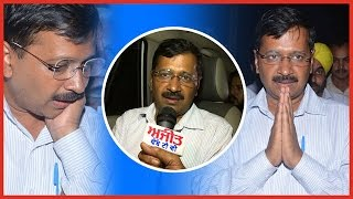Spl. Interview with Arvind Kejriwal on Ajit Web Tv.
