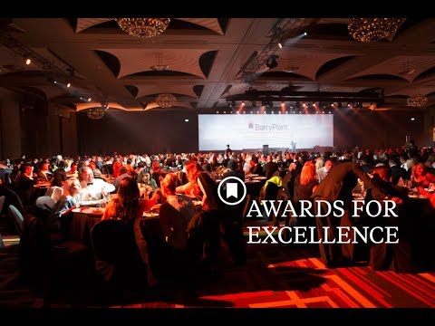 Barry Plant Real Estate Awards for Excellence 2017