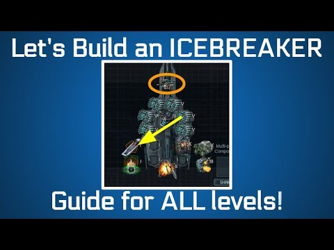 Battle Pirates: Let's Build an ICEBREAKER Step by Step Guide