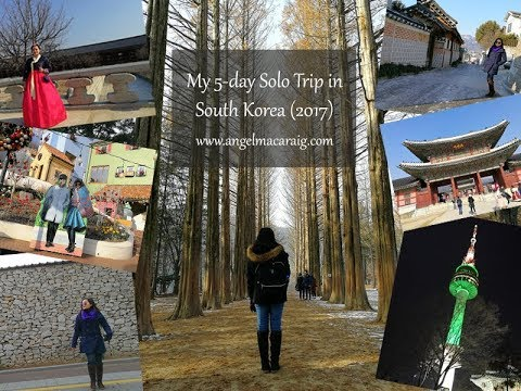 My 5-day Solo Travel Experience in South Korea