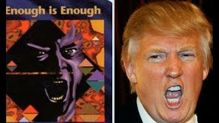 Donald Trump - Enough is Enough (Illuminati Control)